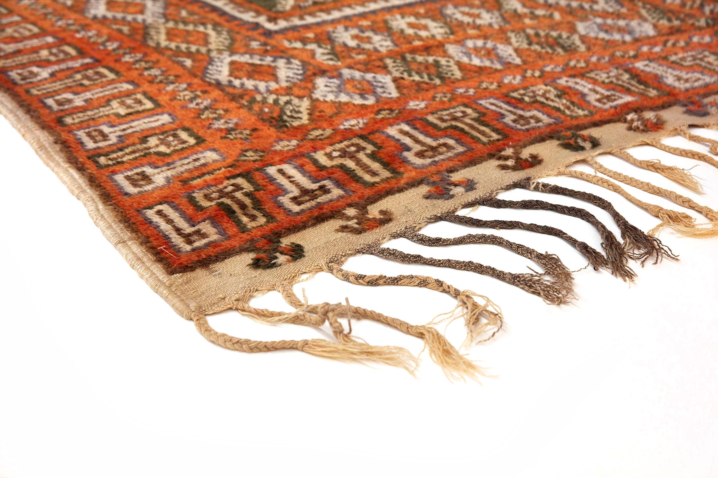 Marokkanischer Berberteppich - Ait Ouaouzguite