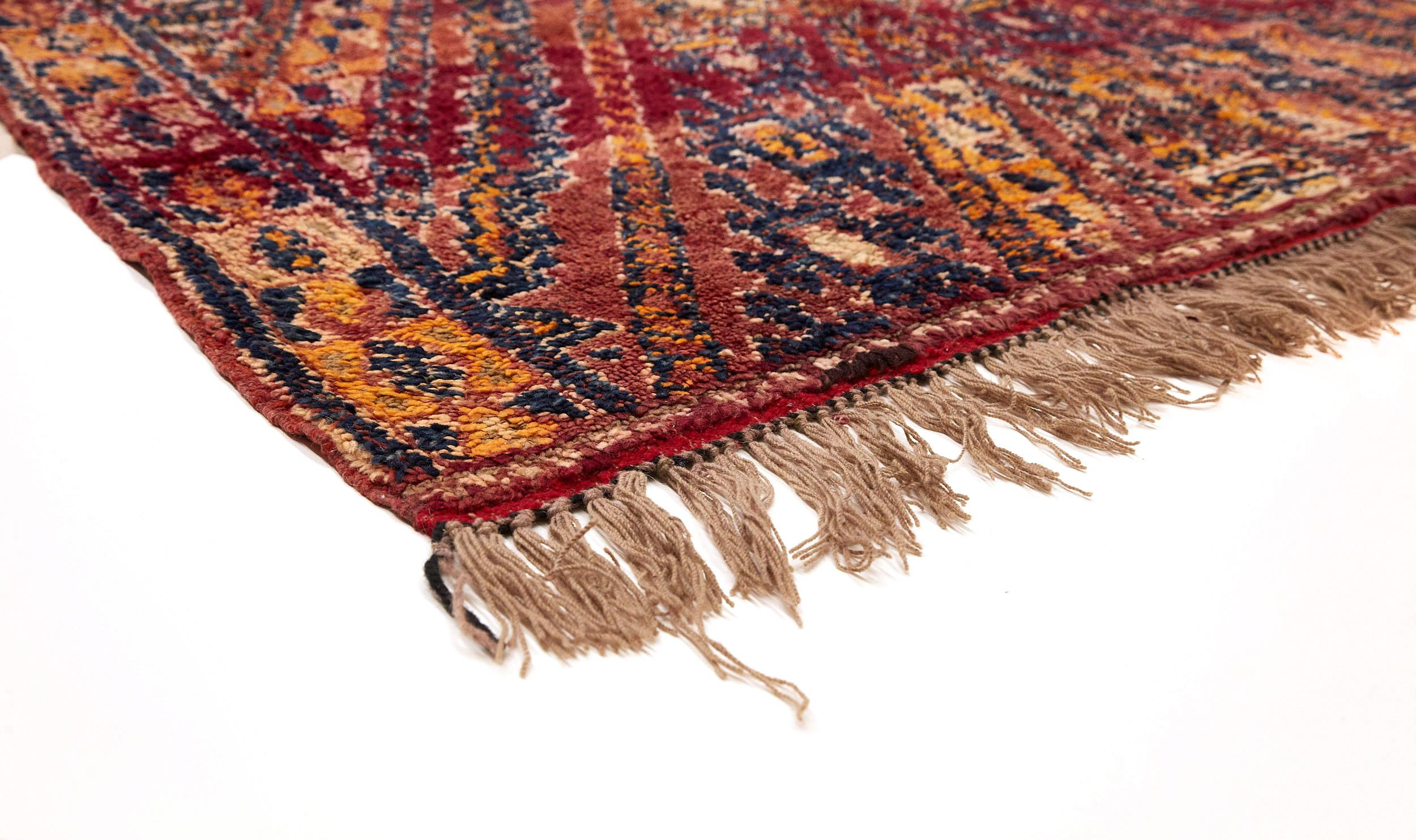 Marokkanischer Berberteppich - Beni Mguild