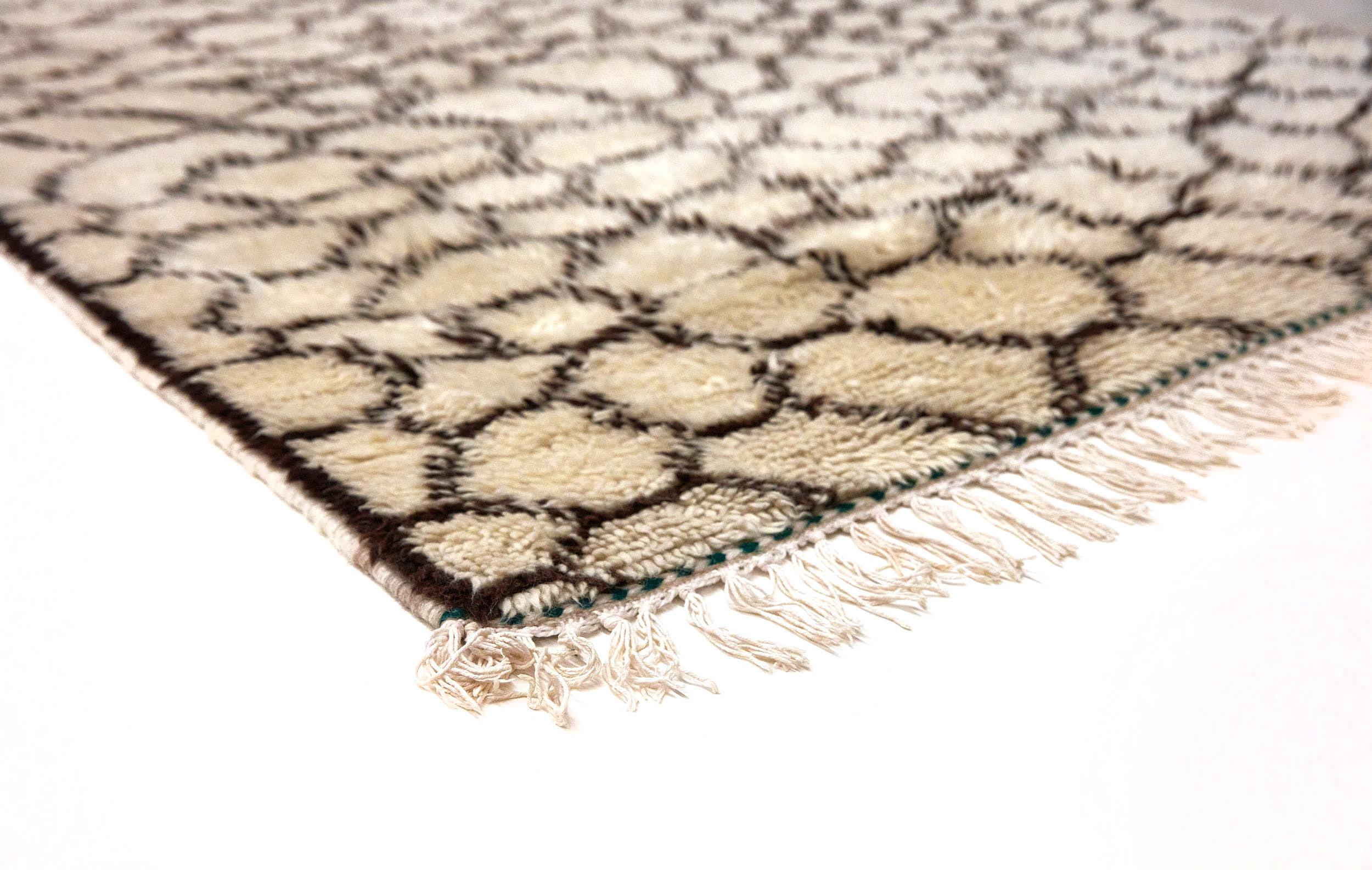 Marokkanischer Berberteppich - Azilal